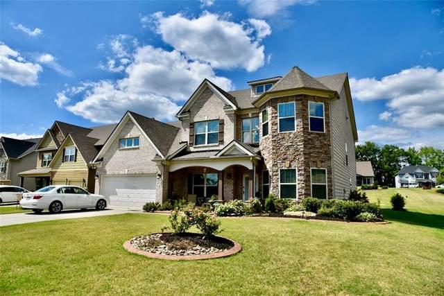 105 Jones Creek Circle, Anderson, SC 29621 (MLS #20239870) :: Lake Life Realty