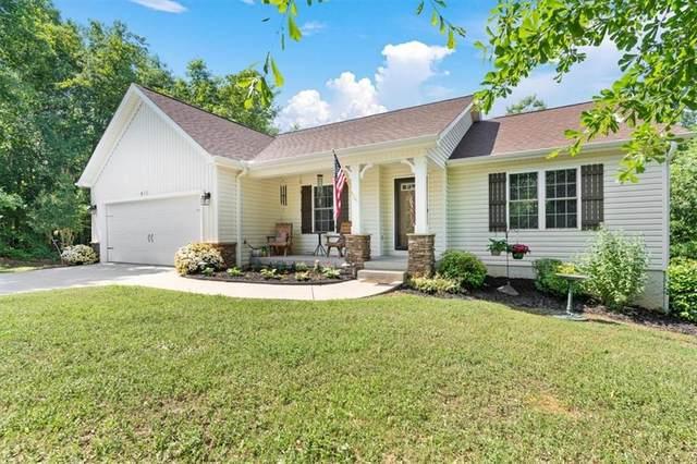 411 Cottage Grove Lane, Seneca, SC 29678 (MLS #20239893) :: The Powell Group