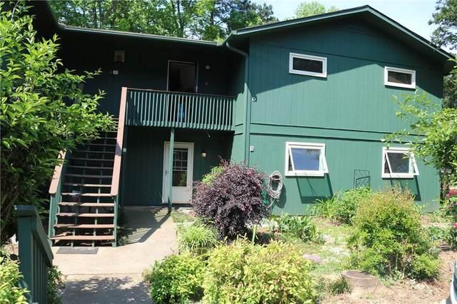18B Hartwell Villas, Anderson, SC 29626 (MLS #20239973) :: Tri-County Properties at KW Lake Region