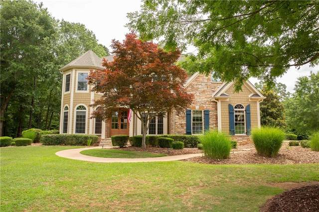 401 Grey Pebble Court, Seneca, SC 29672 (#20239974) :: Expert Real Estate Team