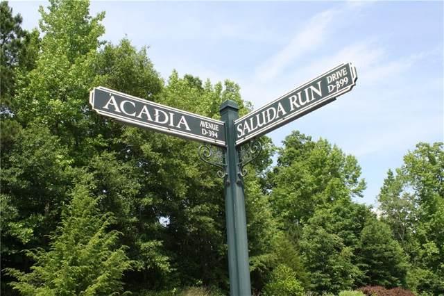 00 Saluda Run Drive, Piedmont, SC 29673 (MLS #20239978) :: Les Walden Real Estate