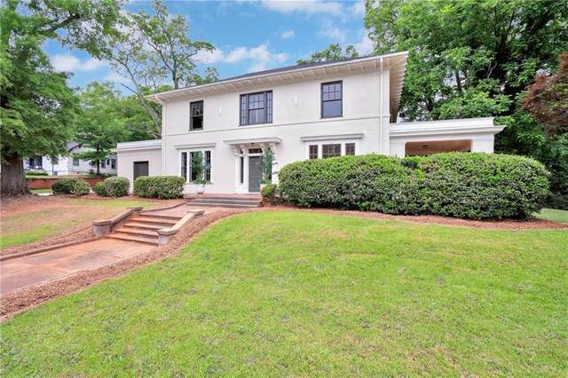 812 W Whitner Street, Anderson, SC 29624 (MLS #20239990) :: The Powell Group