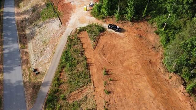 Lot 2 Timber Bay Lane, Seneca, SC 29672 (MLS #20239991) :: Tri-County Properties at KW Lake Region
