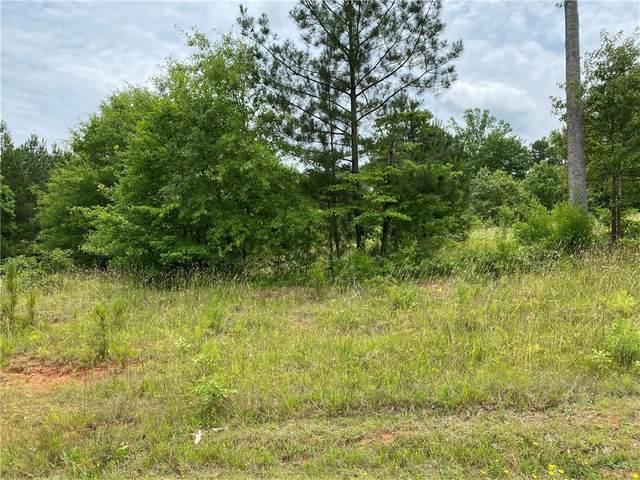 Lot 30 Bay Ridge Drive, Townville, SC 29689 (MLS #20239992) :: Les Walden Real Estate