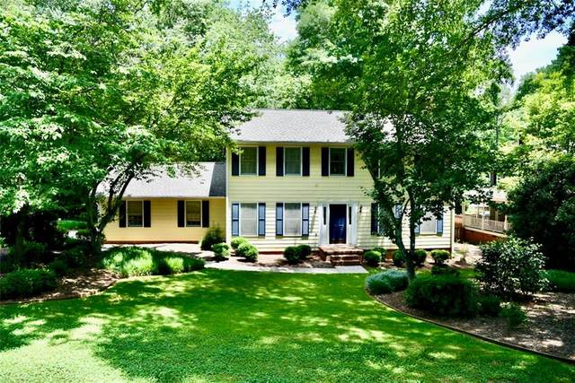 510 Squire Circle, Clemson, SC 29631 (MLS #20240003) :: Tri-County Properties at KW Lake Region
