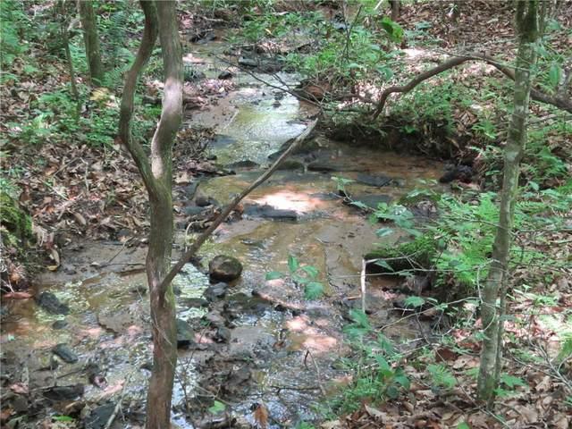 0 Old Fox Squirrel Ridge Road, Pickens, SC 29671 (MLS #20240013) :: Lake Life Realty