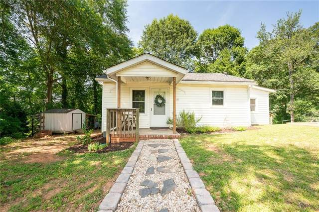 101 Butler Street, Clemson, SC 29631 (#20240016) :: Expert Real Estate Team