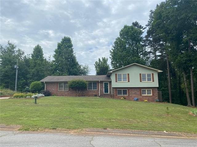 109 Whippoorwill Drive, Seneca, SC 29672 (MLS #20240020) :: Tri-County Properties at KW Lake Region