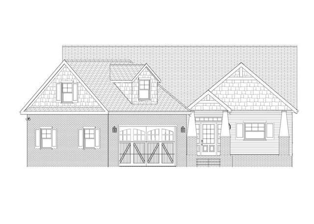 Lot 101 Little River View Drive, Salem, SC 29676 (MLS #20240035) :: Les Walden Real Estate