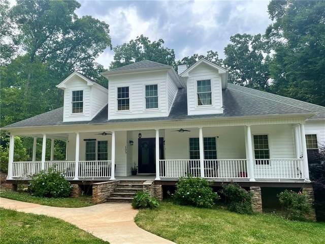 105 Harbor Lane, Townville, SC 29689 (MLS #20240036) :: Les Walden Real Estate