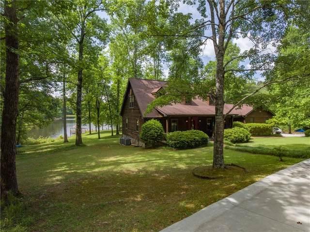 175 Beaver Lake Drive, West Union, SC 29696 (#20240051) :: Expert Real Estate Team