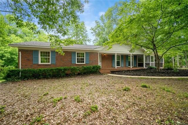 206 Wren Street, Clemson, SC 29631 (MLS #20240054) :: Les Walden Real Estate