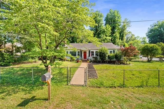 215 W North 3rd Street, Seneca, SC 29678 (MLS #20240062) :: Tri-County Properties at KW Lake Region