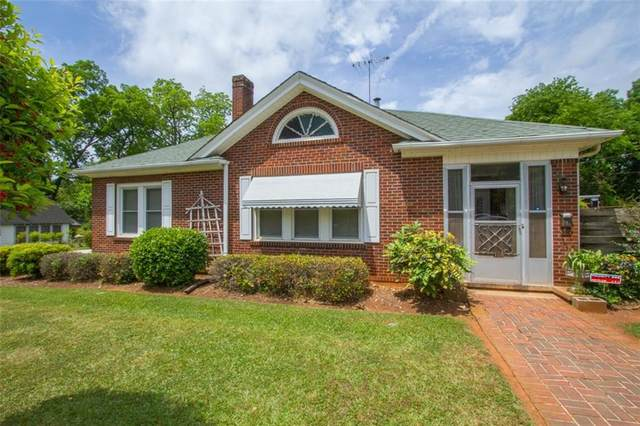 108 Rose Hill, Anderson, SC 29624 (#20240067) :: Expert Real Estate Team