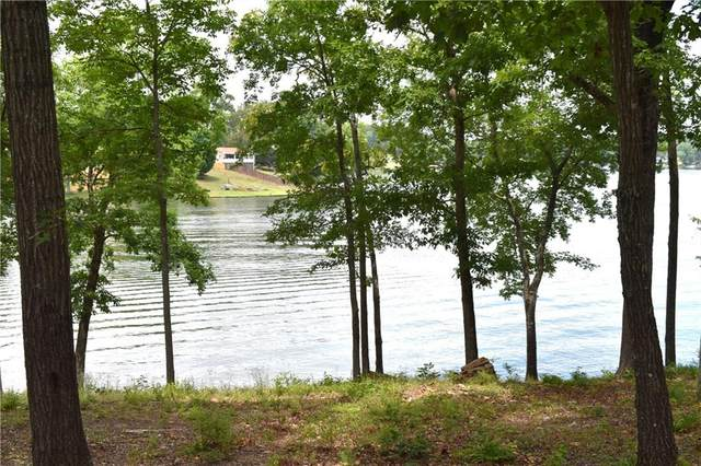 00 Waterside Point, Abbeville, SC 29620 (MLS #20240075) :: The Powell Group