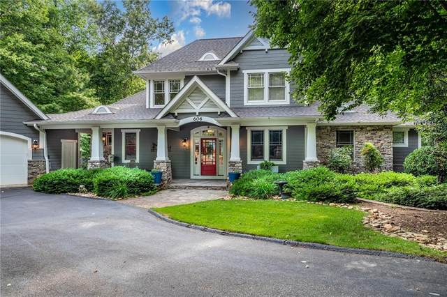 606 Wind Flower Drive, Sunset, SC 29685 (MLS #20240085) :: The Powell Group