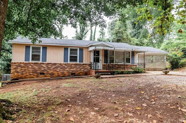 118 Couch Street, Easley, SC 29640 (MLS #20240107) :: The Powell Group