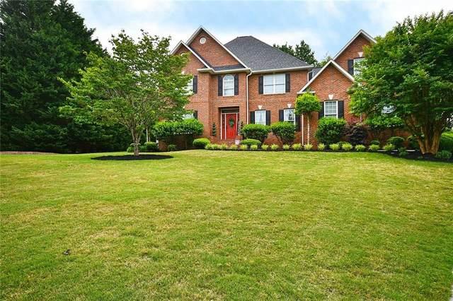 101 Harvest Drive, Easley, SC 29640 (MLS #20240108) :: Les Walden Real Estate