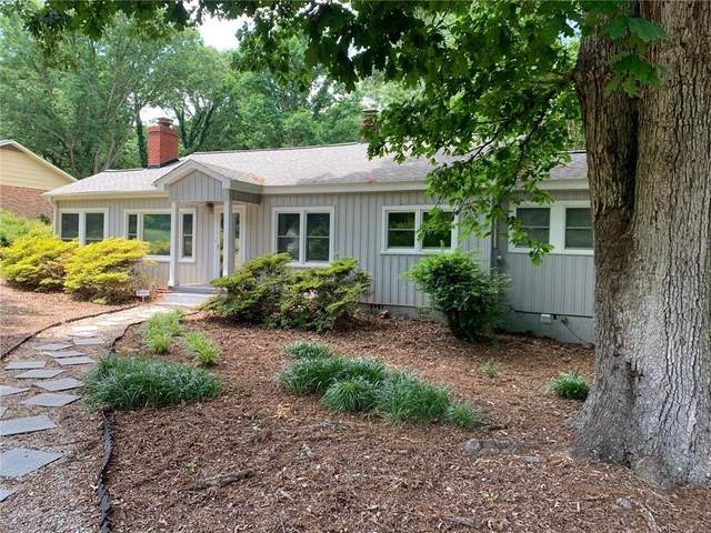 408 Upper Highland Drive, Clemson, SC 29631 (#20240114) :: Expert Real Estate Team