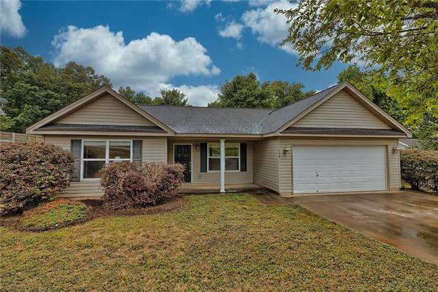155 Beverly Drive, Easley, SC 29640 (MLS #20240116) :: The Powell Group