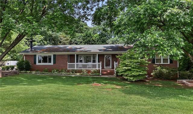 224 Nottingham Way, Anderson, SC 29621 (MLS #20240132) :: Les Walden Real Estate