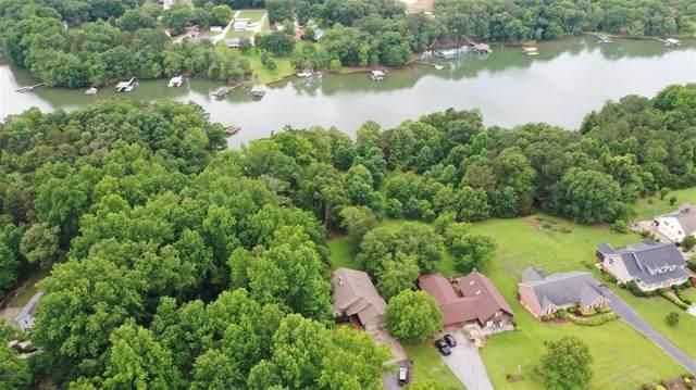 211 Lakefront Road, Townville, SC 29689 (MLS #20240134) :: Les Walden Real Estate