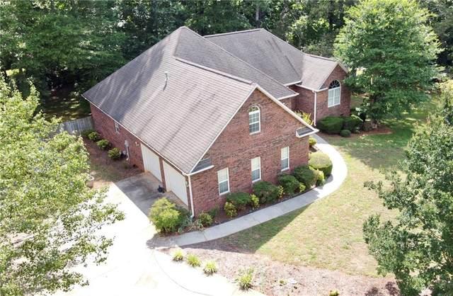 100 Windsong Court, Anderson, SC 29621 (MLS #20240136) :: Les Walden Real Estate