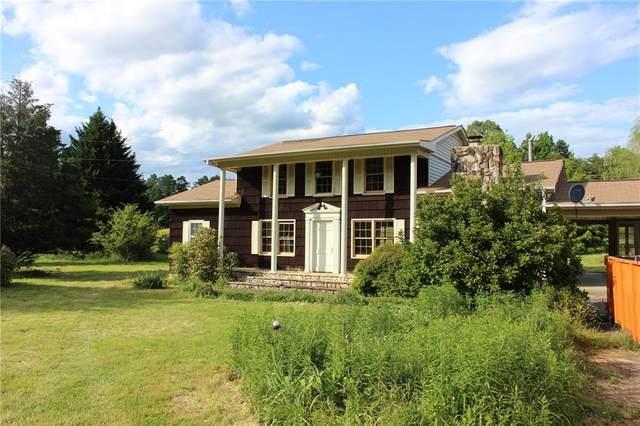 11302 Long Creek Highway, Westminster, SC 29693 (MLS #20240140) :: Les Walden Real Estate