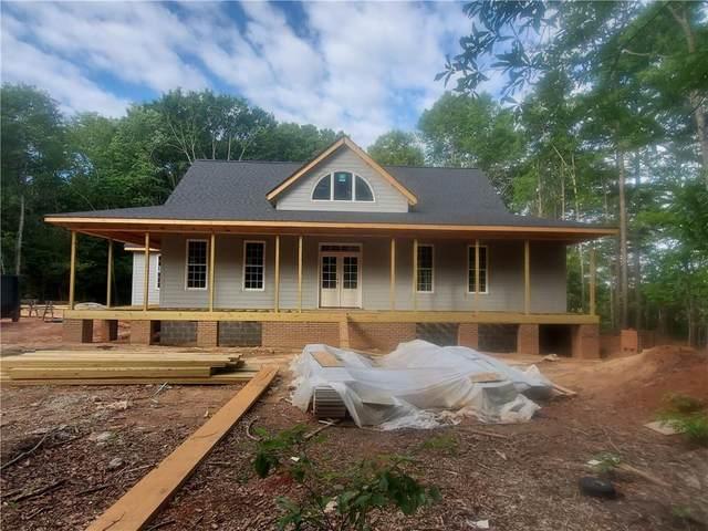 307 Ballard Road, Pelzer, SC 29669 (MLS #20240176) :: Les Walden Real Estate
