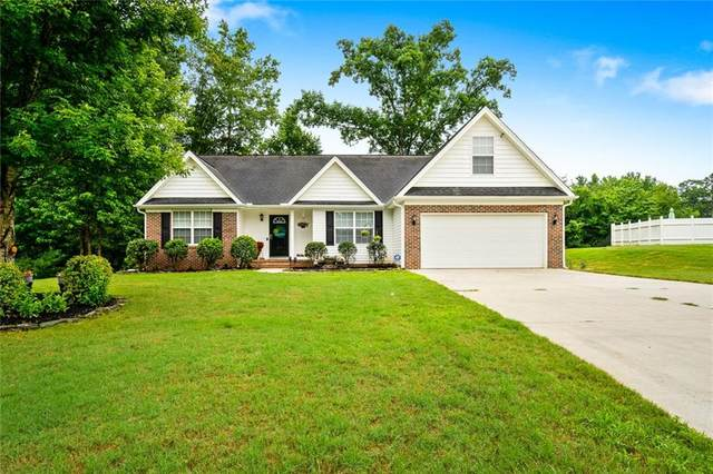 315 Regency Circle, Anderson, SC 29625 (MLS #20240179) :: The Powell Group