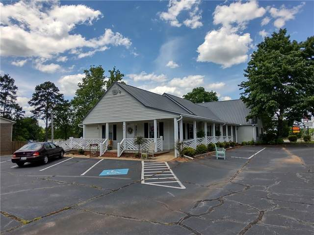 867 Whitworth Circle, Seneca, SC 29672 (MLS #20240193) :: The Powell Group