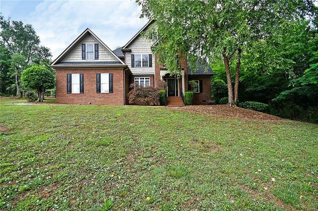 310 Montague Drive, Easley, SC 29640 (#20240194) :: DeYoung & Company