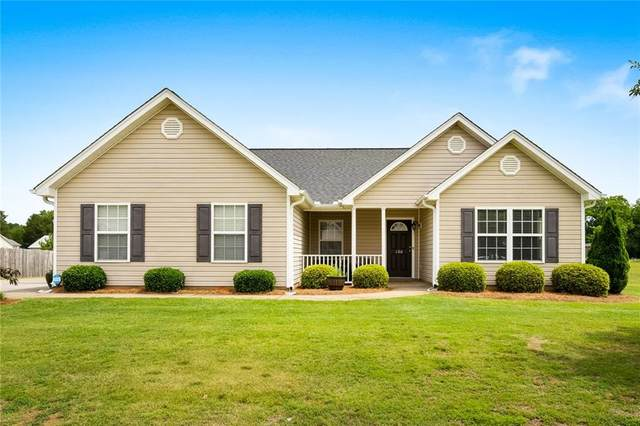 106 Bean Mill Way, Anderson, SC 29625 (MLS #20240196) :: The Powell Group