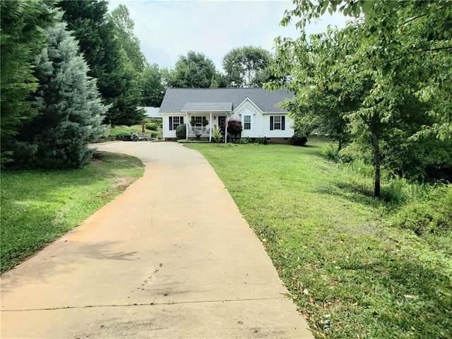 150 Morris Road, Pickens, SC 29671 (MLS #20240198) :: Tri-County Properties at KW Lake Region
