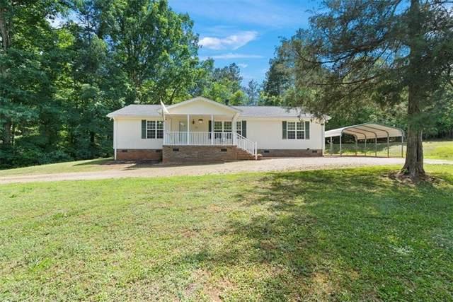 368 White Oak Road, Central, SC 29630 (MLS #20240203) :: Lake Life Realty