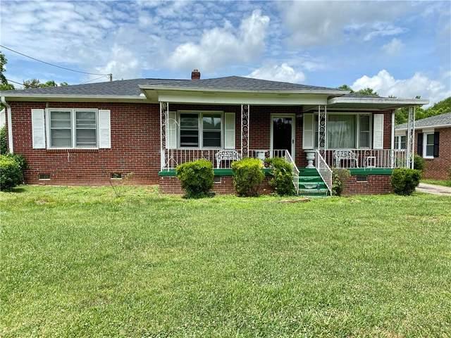603 Harper Street, Honea Path, SC 29654 (MLS #20240205) :: Les Walden Real Estate