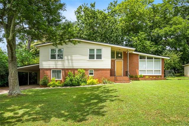 2005 College Avenue, Anderson, SC 29621 (MLS #20240213) :: Les Walden Real Estate