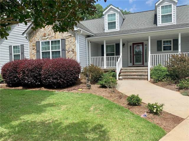 109 Ridgecrest Drive, West Union, SC 29696 (MLS #20240220) :: Tri-County Properties at KW Lake Region