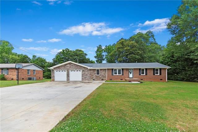 115 Clearview Road, Belton, SC 29627 (MLS #20240223) :: The Powell Group