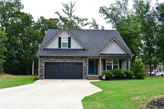 114 Running Fox Lane, Belton, SC 29627 (MLS #20240225) :: Les Walden Real Estate
