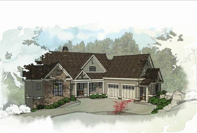232 Saluda Run Drive, Piedmont, SC 29673 (MLS #20240226) :: Les Walden Real Estate