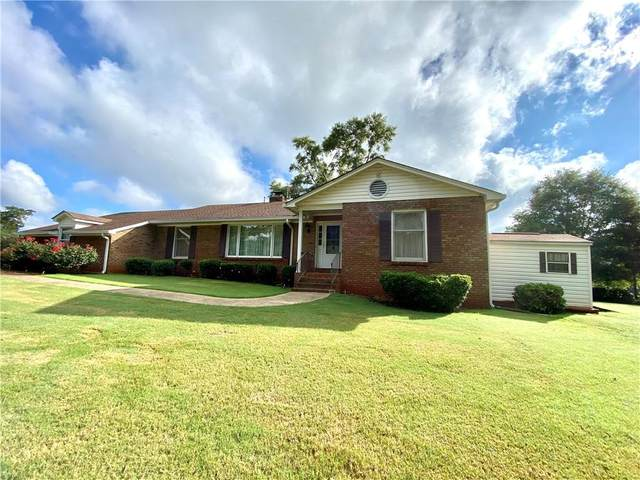 1305 Summers Drive, Pendleton, SC 29670 (#20240240) :: Realty ONE Group Freedom