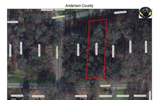 Lot 103 Hillside Drive, Anderson, SC 29625 (MLS #20240255) :: The Powell Group