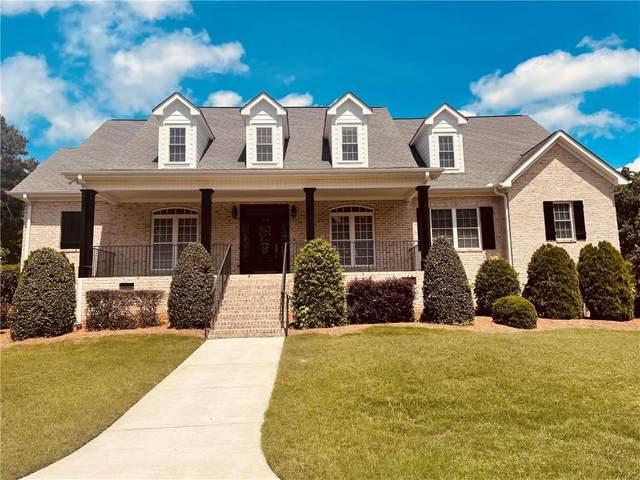 204 Avenue Of Oaks, Anderson, SC 29621 (MLS #20240260) :: Les Walden Real Estate