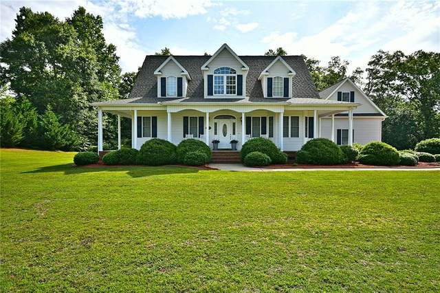 1333 Griffin Mill Road, Easley, SC 29640 (MLS #20240261) :: The Powell Group