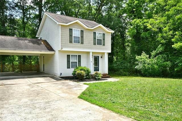 100 Melrose Lane, Anderson, SC 29626 (MLS #20240262) :: Les Walden Real Estate