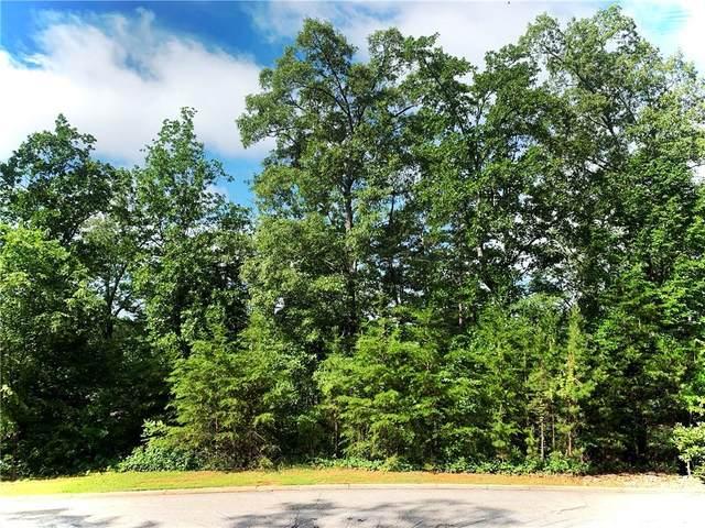 00 E Watersedge Lane, West Union, SC 29696 (MLS #20240264) :: Les Walden Real Estate