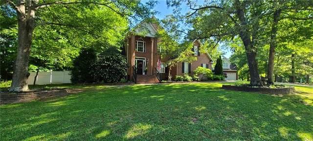 128 Sea Palms Drive, Anderson, SC 29621 (MLS #20240284) :: Les Walden Real Estate