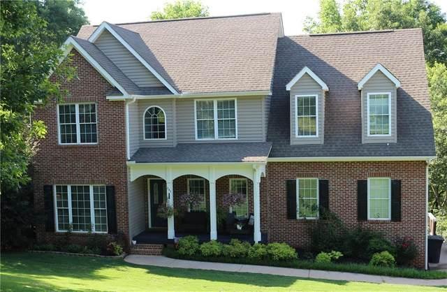 237 Stone Pond Way, Seneca, SC 29678 (#20240313) :: Expert Real Estate Team