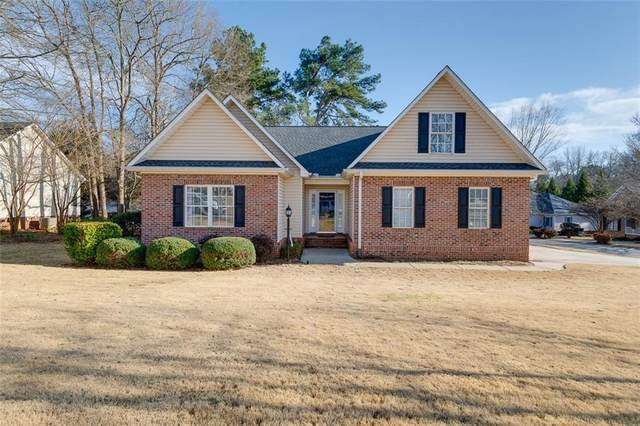 100 Banabus Lane, Anderson, SC 29621 (MLS #20240321) :: The Powell Group